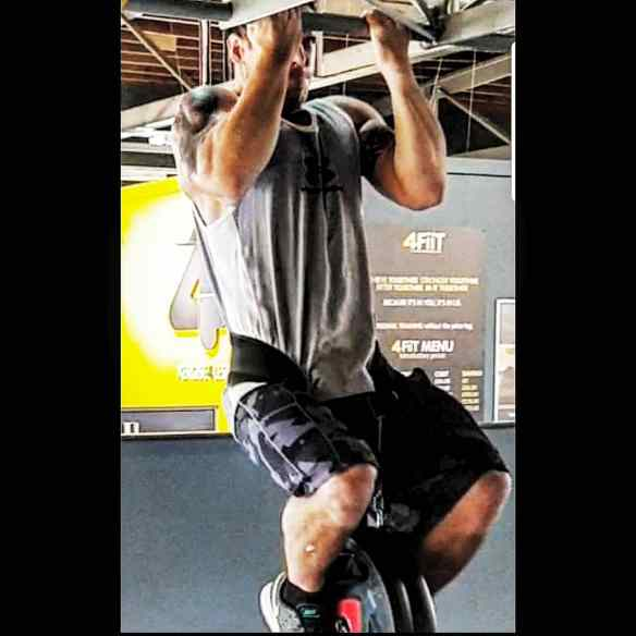 weighted pull ups for strength